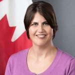 Visite de Mme l'Ambassadeur du Canada en Tunisie Carol McQueen