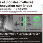 Veille et modèles d'affaires en innovation numérique