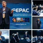 Plénière au congrès annuel de la FEPAC