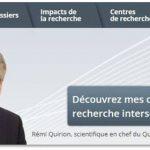 Rencontre avec Rémi Quirion, scientifique en chef du Québec