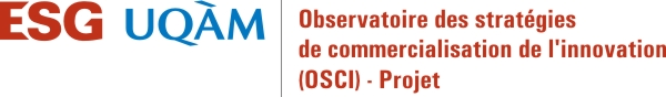 Observatoire des stratégies de commercialisation de l'innovation Logo