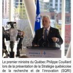 Recette gagnante pour dynamiser l'innovation au Québec